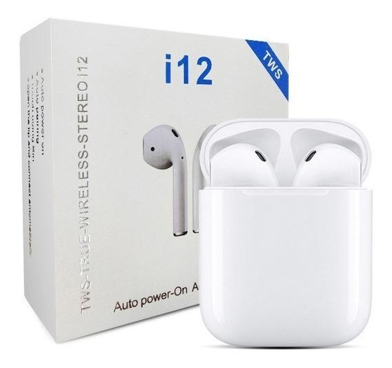 Audífonos Inalámbricos I12 Tws Touch AirPods Bluetooth 5.0