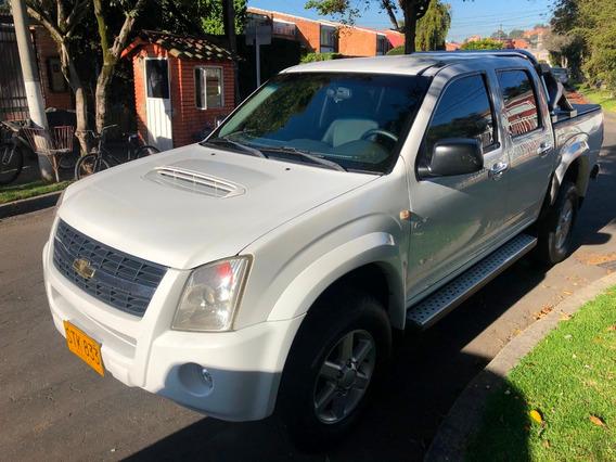 Chevrolet D-max 3.0 Diesel 4x4 Doble Cabina