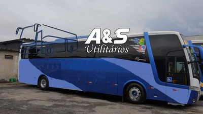 Busscar Elegance 2007 Scania Super Oferta Confira!! Ref.298