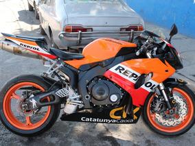 Moto Honda 1000cc Repsol 2006 Deportiva