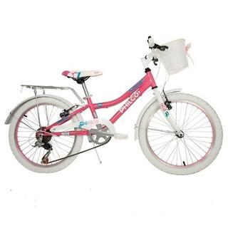 Bicicleta Philco R.20 Niña Patio 20f