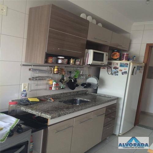 Imagem 1 de 16 de Apartamento Residencial À Venda, Jardim América, São José Dos Campos - Ap5228. - Ap5228