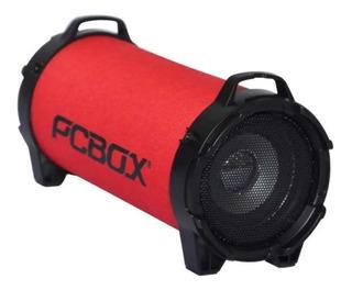 Parlante Pcbox Ice 5w Pcb-sp202bb Bluetooth/usb/radio Fm/sd