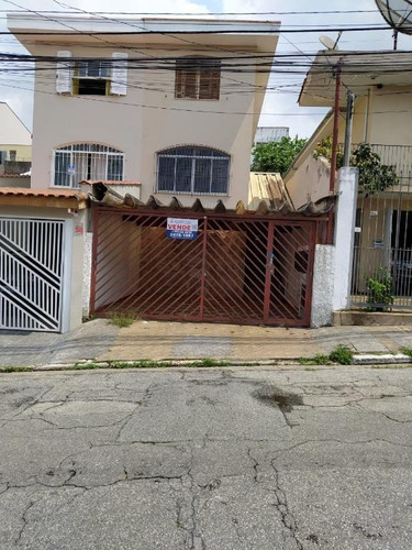 Sobrado Com 3 Dormitórios À Venda, 134 M² Por R$ 744.000,00 - Imirim - São Paulo/sp - So2069