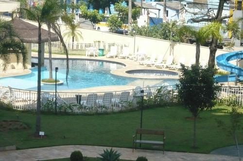 Apartamento Com 2 Dormitórios Para Alugar, 60 M² Por R$ 1.600,00/mês - Jaguaré - São Paulo/sp - Ap0572