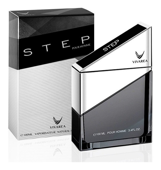 Emper Step Pour Homme Edt 100ml Perfume Masculino Original