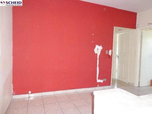 Imagem 1 de 10 de 3 Salas Comerciáis, Com 1 Banheiro Interno E 1 Externo, Ótimo Para Escritórios. - Mr47432