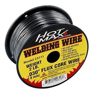 Hot Max 23111 0.030-inch E71t-gs Flux Core Mig Wire - 2o