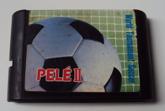 Pelé Ii - World Tournament Soccer Para Mega Drive