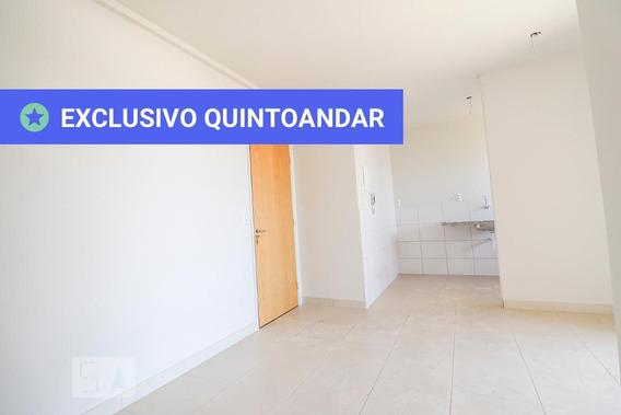 Apartamento No 4º Andar Com 2 Dormitórios E 1 Garagem - Id: 892944762 - 244762