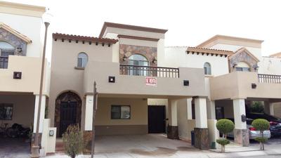 Rento Hermosa Casa En Salvatierra Residencial