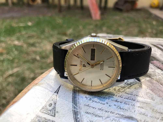 Reloj Pulsar Vintage Análogo Digital Alarma