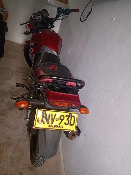 Yamaha Ybr125 Modelo
