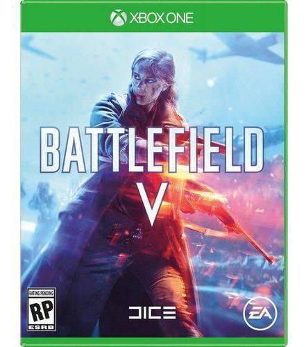 Jogo Mídia Física Battlefield 5 Original Para Xbox One