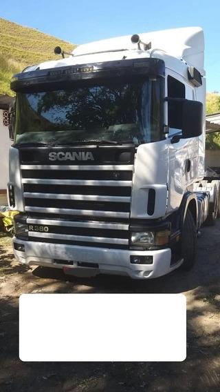 Scania R 380 Ano 2008 6x2