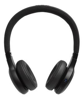 Auriculares Jbl Live 400bt Bluetooth Negro