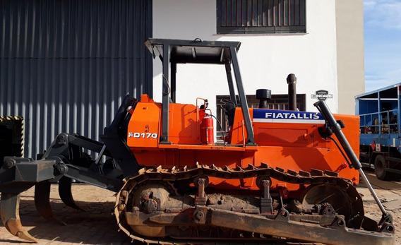 Trator Esteia Fiatalis Fd 170- Ano 2000- 6100 Horas
