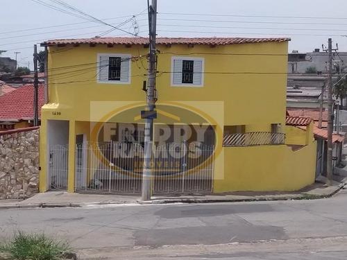 Sobrado A Venda No Bairro Vila Cintra Em Mogi Das Cruzes - - 64-1