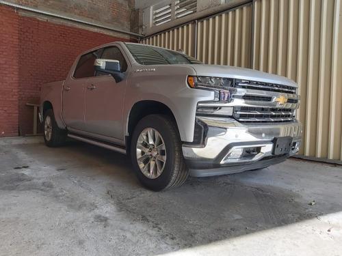 Chevrolet Silverado 2021