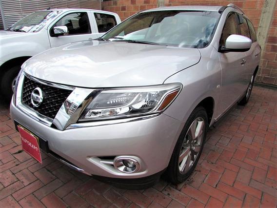 Nissan New Pathfinder Exclusive Sec 3.5 Gasolina 4x4
