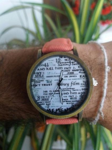 Relógio Feminino Barato Original Rosa Lindo