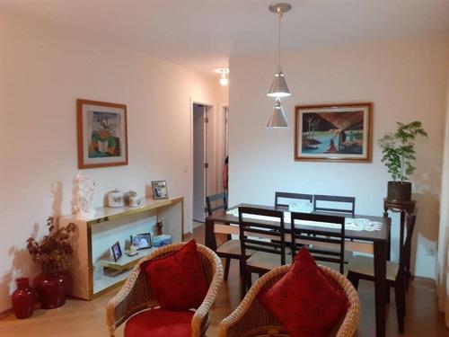 Apartamento À Venda, 108 M² Por R$ 850.000,00 - Tatuapé - São Paulo/sp - Ap2851