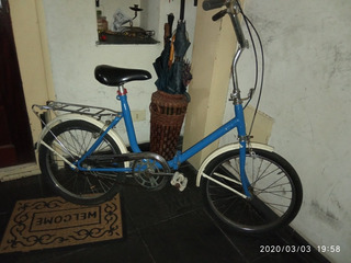 Bicicleta Tipo Aurorita R20