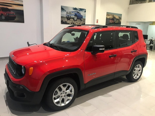 Jeep Renegade 1.8 Sport Mt5 - Financiación | Mlr