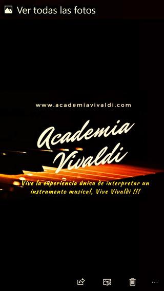 Academia Clases Música Violín Guitarra Batería Piano