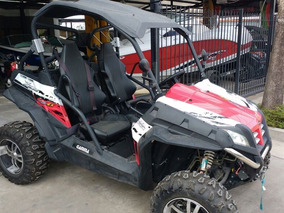 Gamma Z Force 625cc Usado 500km Impecable