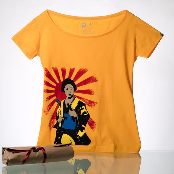 Camisa Bugheisha - Bata Feminina
