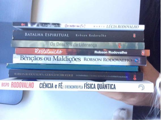 Kit De Livros Sara Nossa Terra (robson E Lúcia Rodovalho)