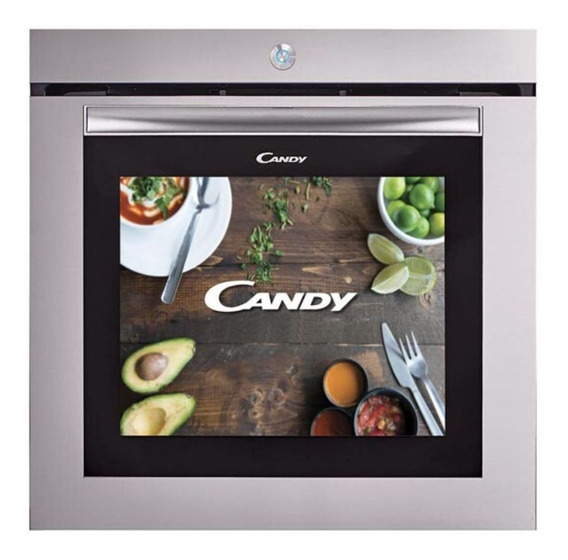 Horno eléctrico Candy Watch-Touch Acero inoxidable 220V