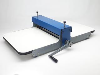 Maquina De Corte E Vinco Manual 51cm Reforçada