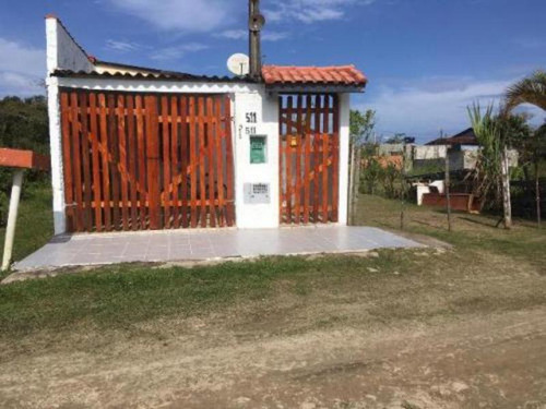 Casa E Terreno No São Pedro Em Itanhaém Litoral - 5830 | Npc