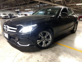 Mercedes-benz C Class 2018 C 200 Cgi Exclusive