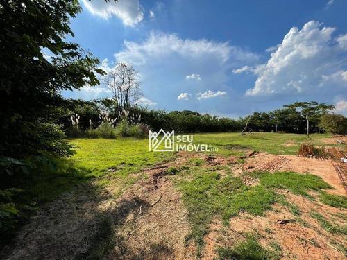 Terreno À Venda, 2235 M² Por R$ 1.600.000 - Condomínio Terras De São José - Itu/sp - Te1132