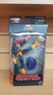 Marvel Legends Series Deadpool Baf Sauron