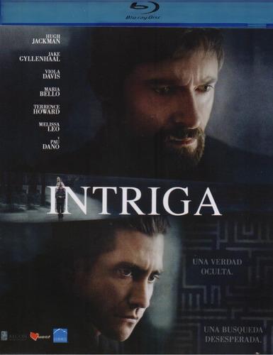 Intriga Hugh Jackman Pelicula Blu-ray