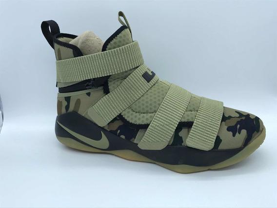 Lebron Soldier Xi Flyeasy 4enuevos Y Originales 29.5