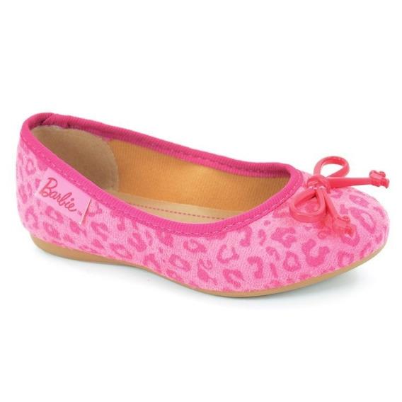 Sapatilha Barbie Power Rosa - 21462