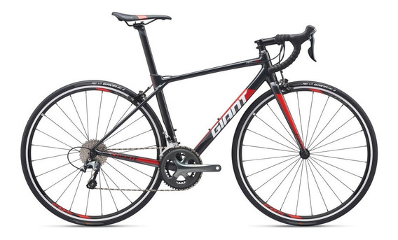 Bicicleta Giant Ruta Tcr Sl2 Black Ml