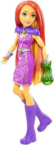 Imagen 1 de 7 de Mattel Dc Super Hero Girls: Muñecas De Accion
