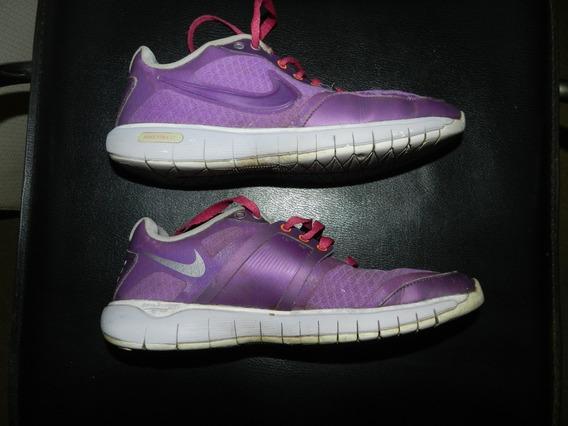 Zapatillas Nike Free Xt Talle 38.5 Originales