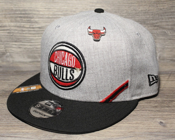 Gorra New Era Chicago Bulls Nba Draft Day 2019