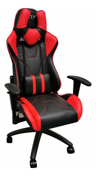 Cadeira Gamer Fury 7005 - Braço Ajustável, Reclinável 180º