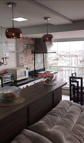 Apartamento Lindo E Espaçoso Com Fino Acabamento!proximo Ao Shopping Internacional - Ap4581