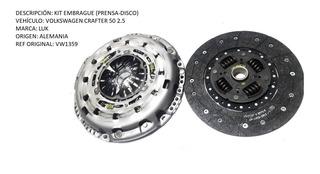 Kit Embrague (prensa-disco) Volkswagen Crafter 50 2.5