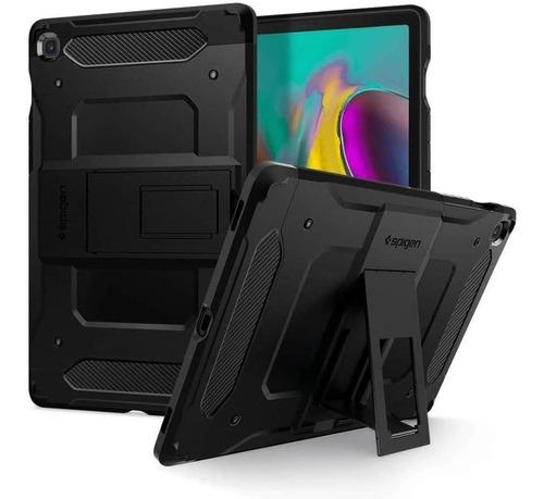 Funda Spigen Tough Armor Para Galaxy Tab S5e Negro