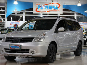 Nissan Grand Livina 1.8 Sl 16v Automático
